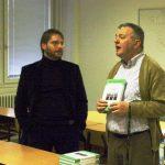 Andreas Schriefer előadása a komáromi Selye János Egyetemen