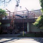 A Fórum Intézet székházának építése