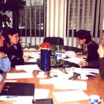 Szerkesztőbizottsági ülés