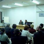 A vajdasági magyarokról – Sinkovits Péter, újságíró előadása